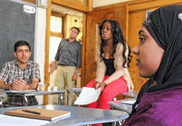 Le film I Learn America, du Franco-Américain Jean-Michel Dissard, s'intéresse aux jeunes immigrants.