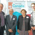 Pierre Anctil, David E. Smith, Sandra Djiwa, Hugues Théorêt.