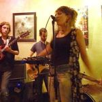 Le groupe Big Balade au bar Gate 403 vendredi soir.
