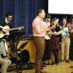 Musique et poésie de la francophonie internationale à la Toronto French School.