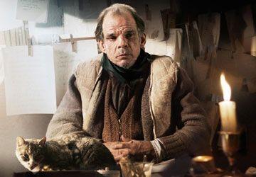 Denis Lavant interprète Louis-Ferdinand Céline dans le film réalisé par Emmanuel Bourdieu.