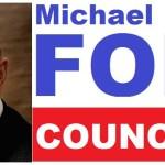 Le nouveau conseiller municipal d'Etobicoke Nord, Michael Ford.
