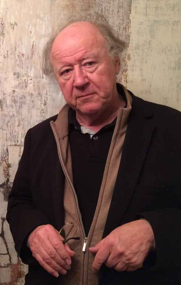 Jacques Bertin (Photo: Dominique Denis)