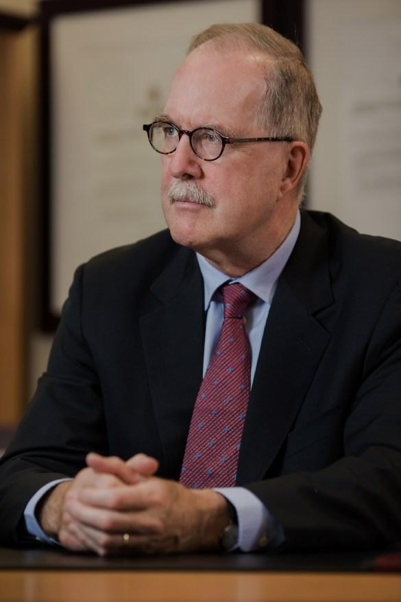 Graham Fraser, commissaire aux langues officielles du Canada de 2006 à 2016.