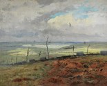 La Route de Cambrai, de Maurice Cullen.