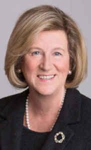 La ministre Helena Jaczek
