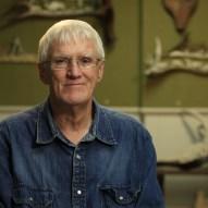 Yvon Grzela, sculpteur depuis plus de 60 ans. (Photo: Radio-Canada/Jean-François Benoit)