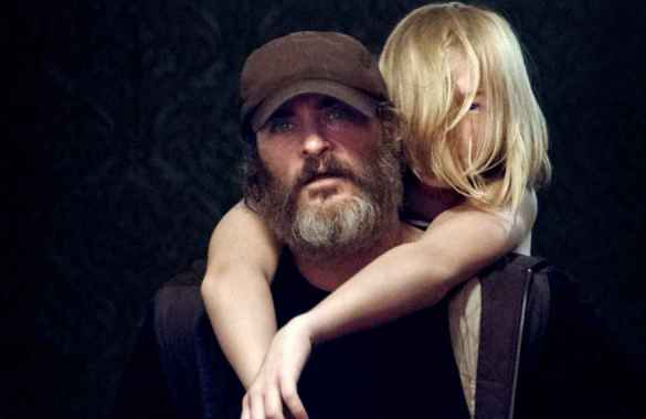 You Were Never Really Here, prix du scénario pour Lynne Ramsay.