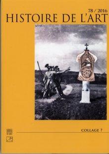 Le no 78 de cette revue d'art présente en 192 pages plusieurs études illustrées sur le collage dans l'art. Un document très original de Recherche et enseignement en archéologie et histoire de l'art.