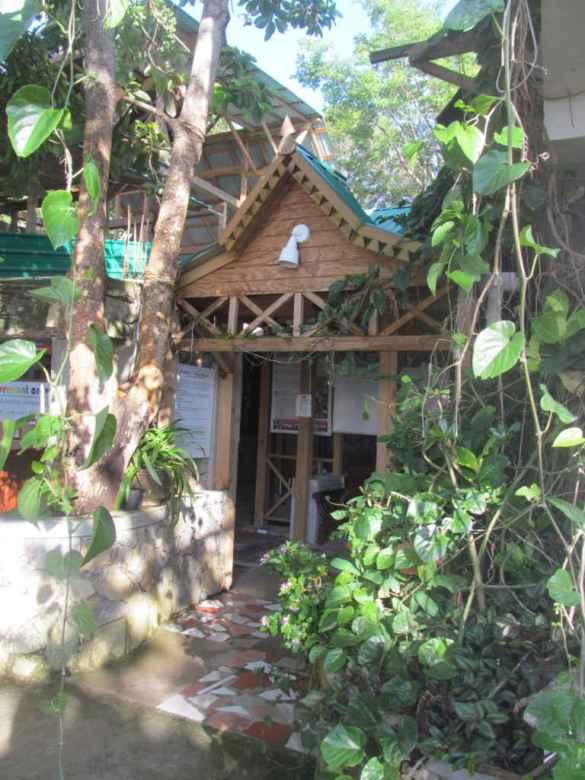 L'hôtel Villa Ban Yen.