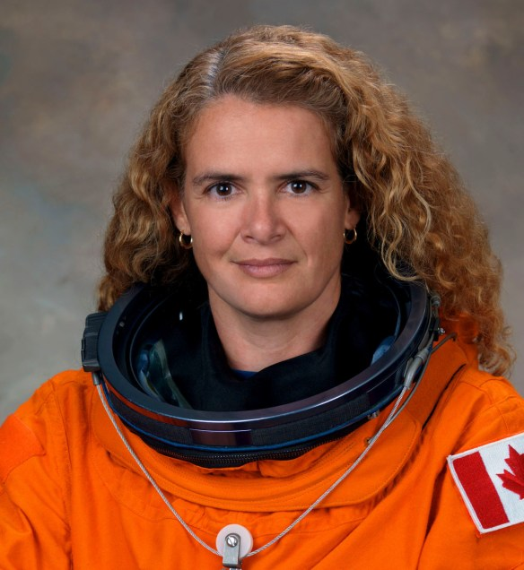 Julie Payette (photo: NASA)