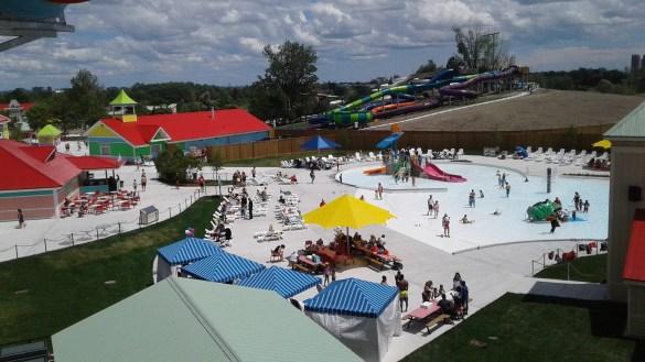 Le Wet'N'Wild Toronto a rouvert ses portes en juin avec de nouveaux jeux d'eau pour petits et grands. (Photos: Sandra Dorélas)