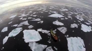 Changements climatiques dans l'Arctique: risques réels ou exagérés?