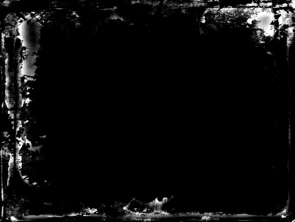 Free stock photos - Rgbstock - Free stock images Grungy Border 4 - black border background