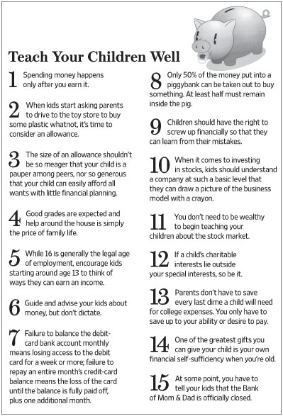 This would be very revealing about your kids perspective of your - interview questions and answers