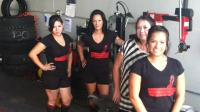 'All Girls' Tire Shop Thriving in Texas - Yahoo News