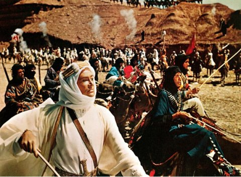 Top War Movies Lawrence of Arabia
