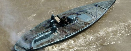 The feds can't catch the cartels' cocaine-filled submarines (Atlantic Wire)