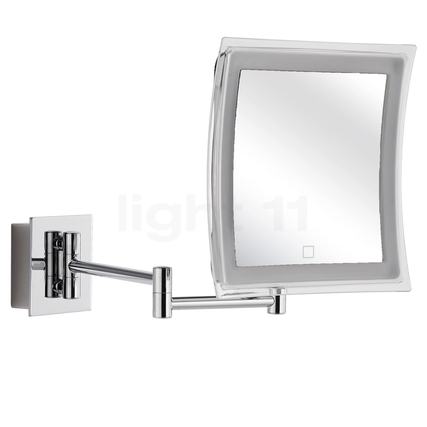 Decor Walther Decor Walther Bs 84 Touch Wall Mounted Cosmetic Mirror Led