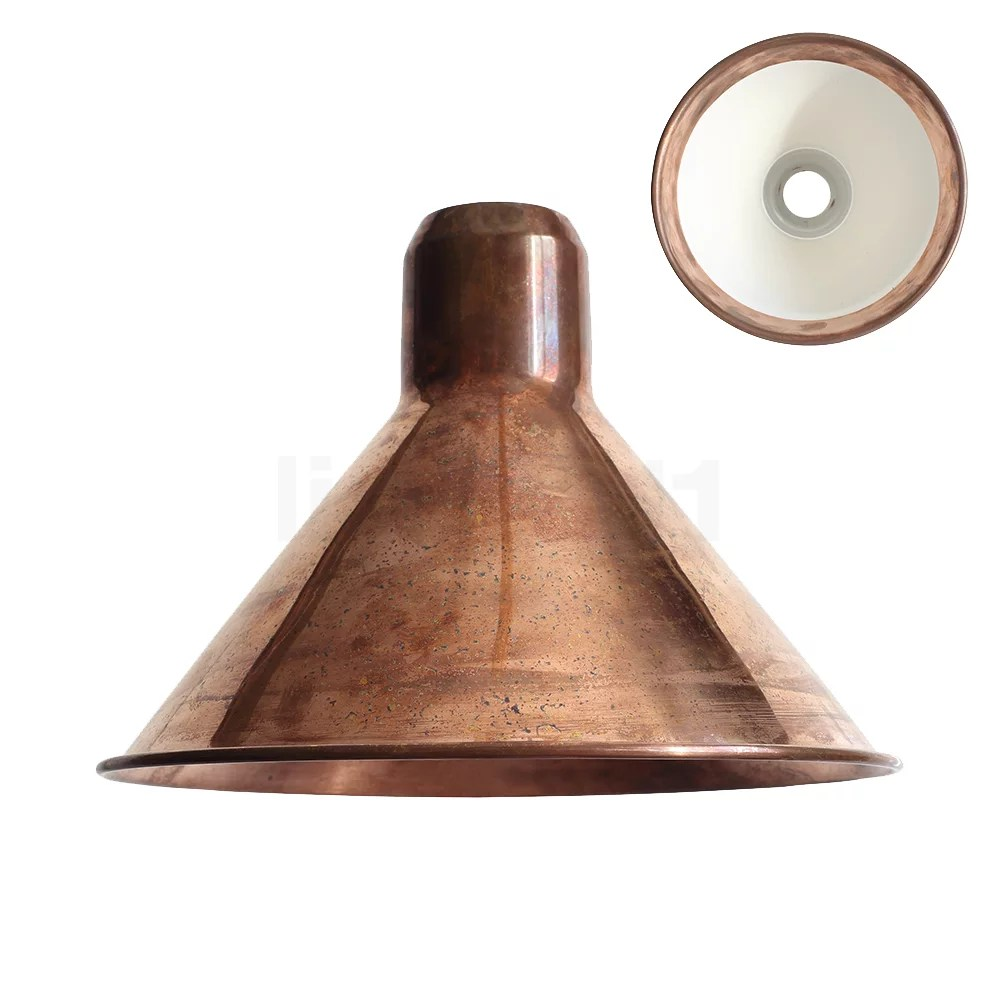 Lampe Kupfer Retro Buy Dcw Lampe Gras Lampshade L Conical At Light11 Eu