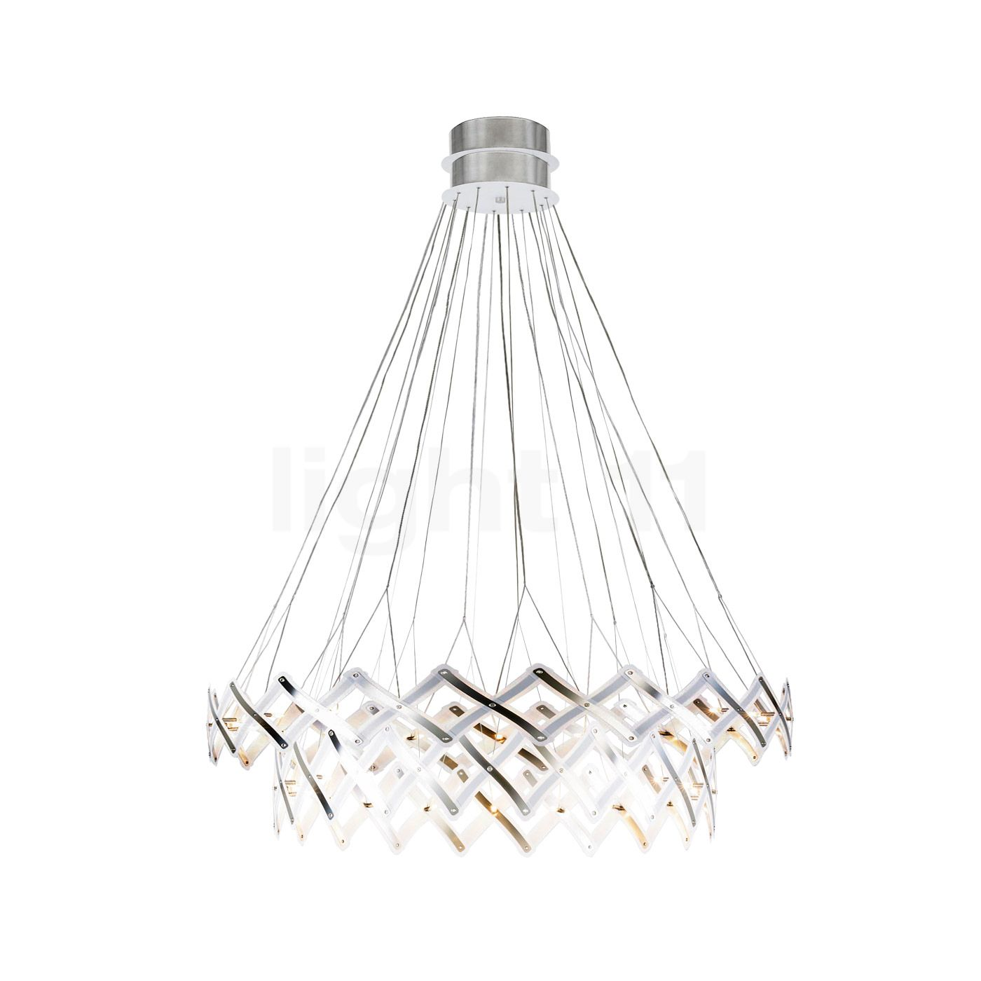 Serien Lighting Serien Lighting Zoom Pendant Light Led 2 Elements