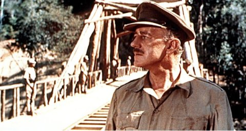 Top War Movies The Bridge on the River Kwai