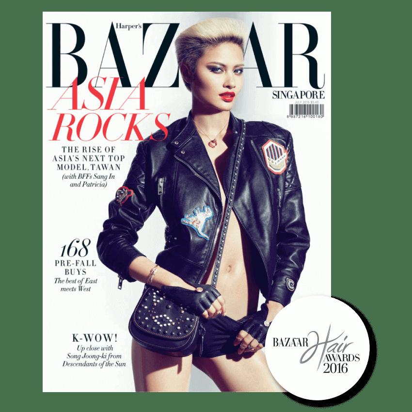 Harper's BAZAAR Hair Awards 2016