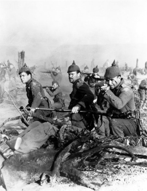 Top War Movies All Quiet on the Western Front