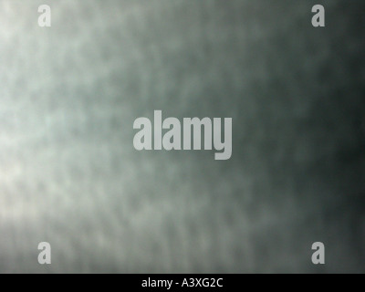 out of focus abstract grey graduated ribbed background Stock Photo