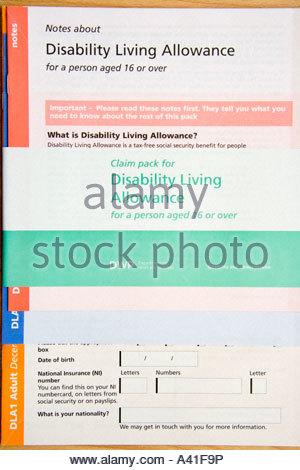 attendance allowance form - itemroshop
