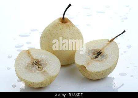 Shinseiki Asian Pear, Asian Pear, Nashi Pear (Pyrus Pyrifolia