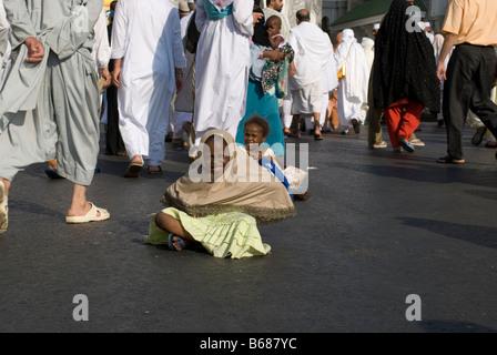 Makkah Saudi Arabia Hajj Pilgrims Arriving By Plane From