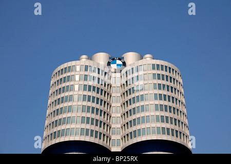 BMW office building Munich Germany Stock Photo 25459 - Alamy