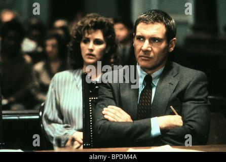 PRESUMED INNOCENT (1990) BONNIE BEDELIA, RAUL JULIA, HARRISON FORD - presumed innocent 1990