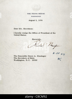 Amazing Awesome Richard Nixon Resignation Letter Download Scan Ideas ...