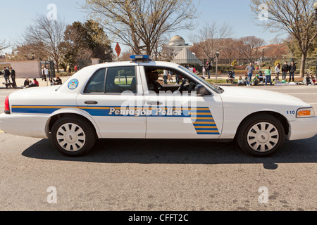 Pentagon police car - Washington, DC USA Stock Photo 73085705 - Alamy