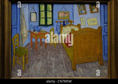La chambre de Van Gogh à Arles / Van Gogh\u0027s Bedroom in Arles Date - Description De La Chambre De Van Gogh