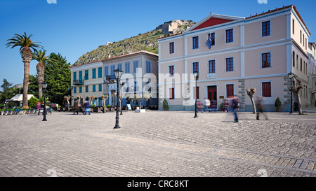 Nafplion Greece Peloponnese Stock Photo 91549748 Alamy