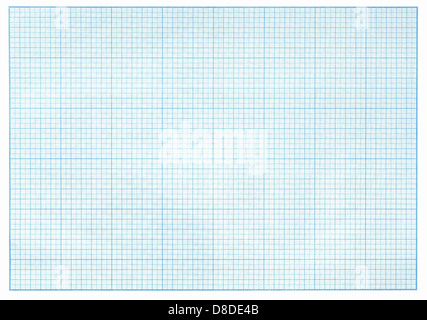 Graph paper texture, square grid background Stock Photo 89071697