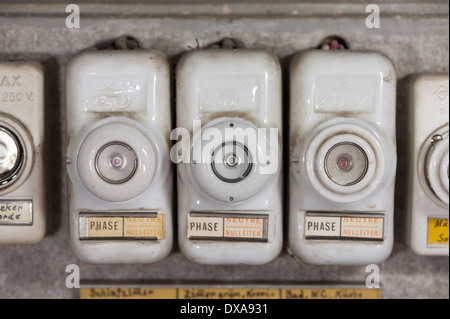 Old Style Fuse And Box Wiring Diagram