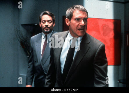 PRESUMED INNOCENT (1990) RAUL JULIA, HARRISON FORD PRI 004 Stock