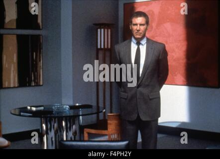 HARRISON FORD PRESUMED INNOCENT (1990 Stock Photo 31034276 - Alamy - presumed innocent 1990