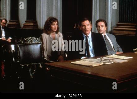 Bonnie Bedelia and Harrison Ford / Presumed Innocent / 1990 directed - presumed innocent 1990