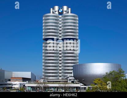 Bmw Building in Munich Stock Photo 226373321 - Alamy