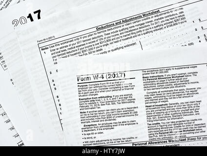 W-9 USA federal tax form Stock Photo 135823016 - Alamy - federal tax form