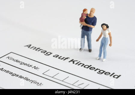 application for child benefit Stock Photo 227717736 - Alamy