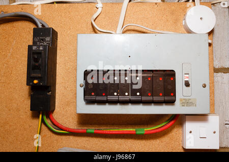 Old Fuse Box Panel Splice Wiring Diagram