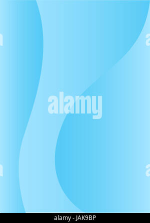 Simple abstract blue vertical background for design Stock Photo