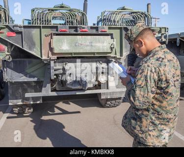 LCpl Juan Lomelli-Romero, a motor transport operator with Marine