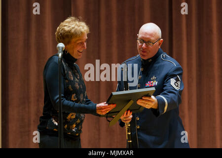 Master Sgt Mark Craig, Air Force Band of the West NCO in charge
